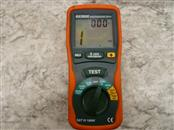 EXTECH 380260 AUTORANGING DIGITAL MEGOHMETER WITH LEADS, MANUAL AND CASE